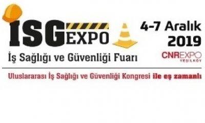 İSG EXPO ARALIK 2019