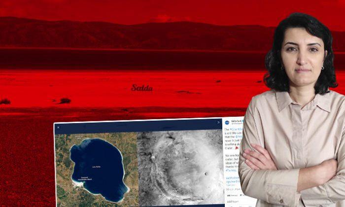 NASA için Salda'da araştırma yapan Prof. Dr. Balcı'dan heyecanlandıran sözler
