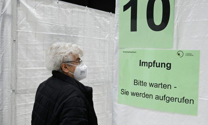 Almanya'da gündem FFP2